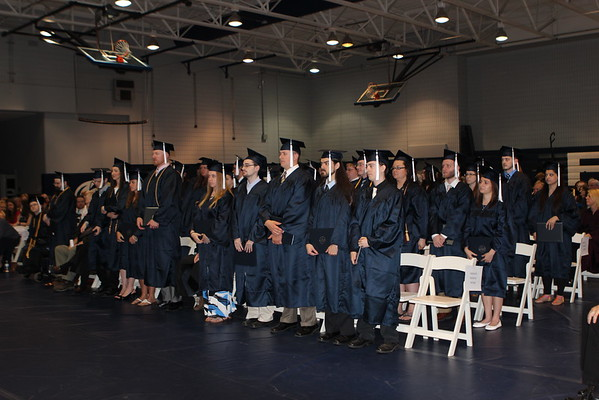 2015 Spring Commencement candids