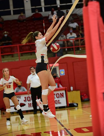 Jourdanton v Stockdale Volleyball 8/11/2020