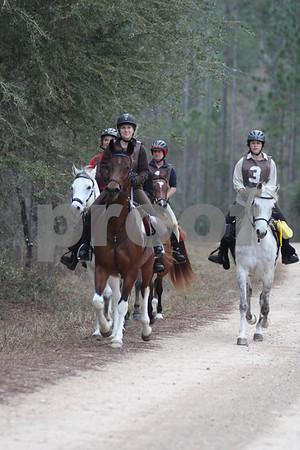 Florida Horsemen's 2010-Day 1- Trail