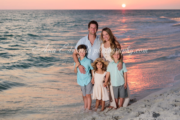 The Alexander family  |  Panama City Beach