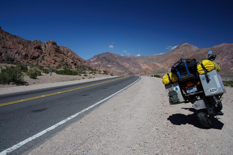 High Desert in Argentina