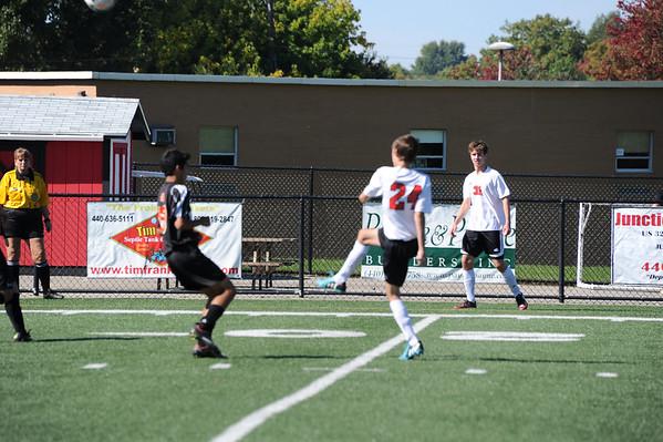 Boy JV Soccer