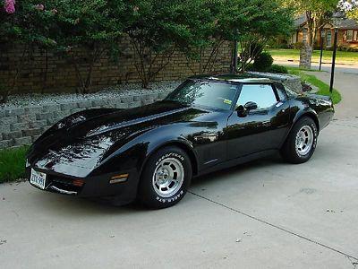 1981 Chevorlet Corvette Coupe