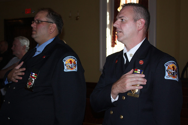 Salem County Clerk Honors First Responders
