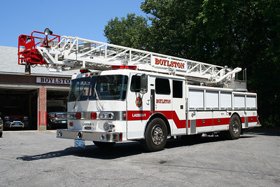 Boylston Fire Dept