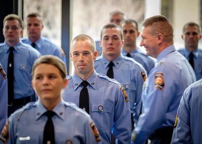 Anthony Graduates Trooper School