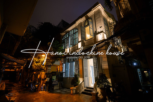 Airbnb - Hanoi Indochine House