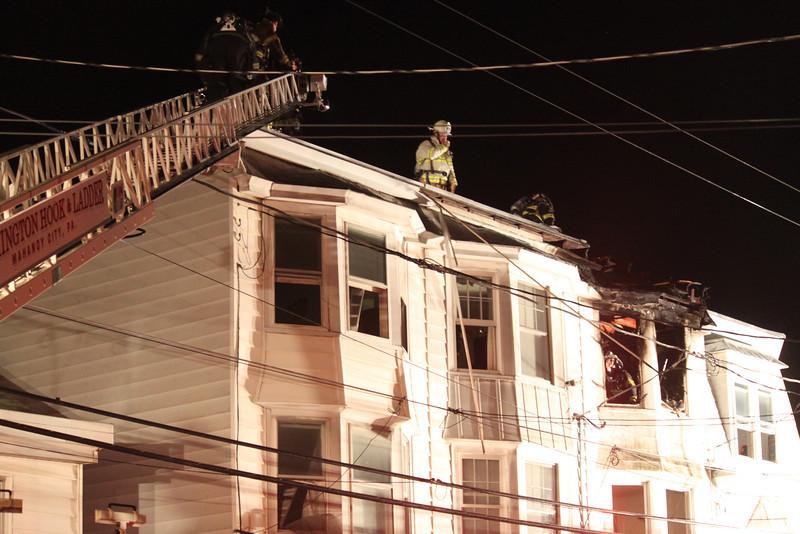 House Fire, 326 East Pine St, Mahanoy City, 8-18-2011 (7).JPG