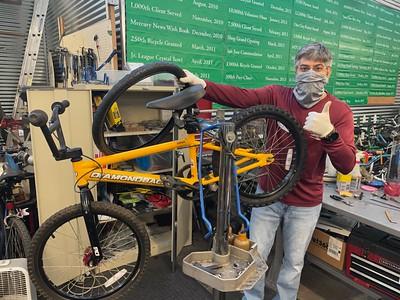 AAi Bike Repair | Dec 2020