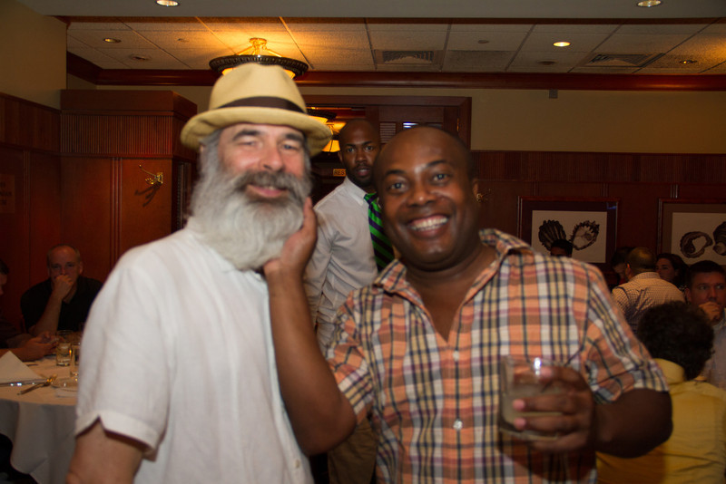 Fabian and Mark's Beard