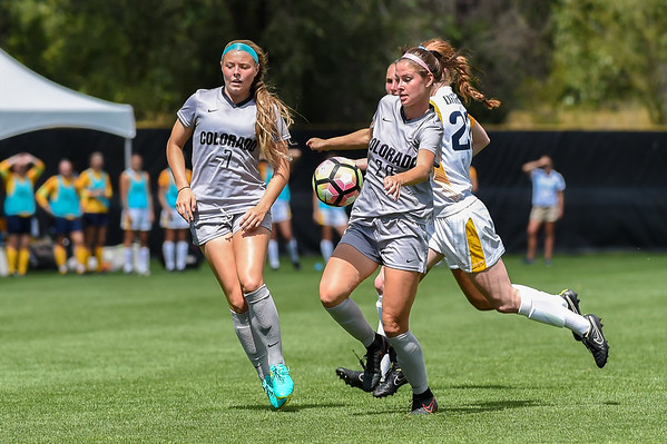 NCAA - Women's Soccer - CU vs Drexel - 20160904