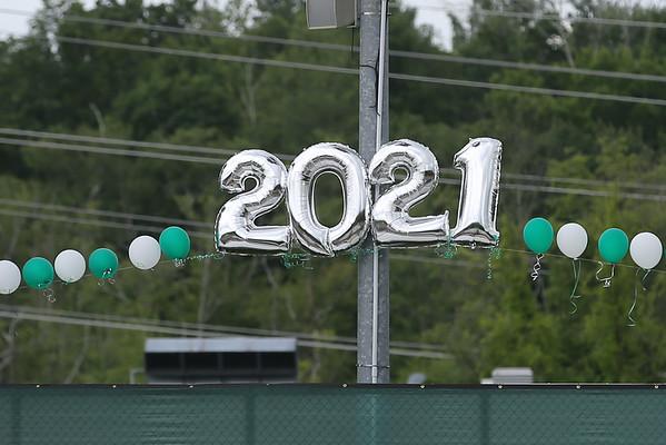 YHS 2021 Graduation