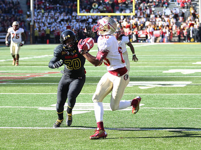 Terps vs Florida State - 11/17/2012