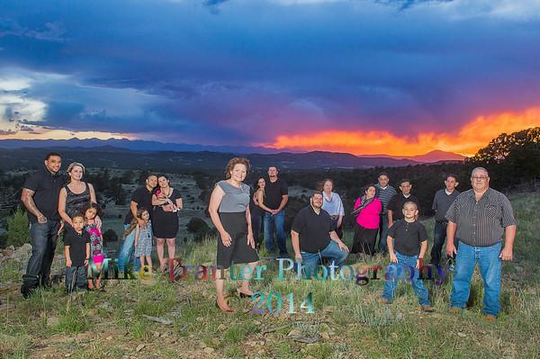 Blasi Family Portrait 2014 7/1/14