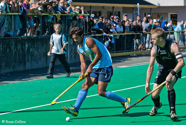 Black Sticks vs. India 2009