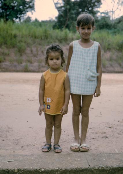 1968 -  Piscina do Dundo