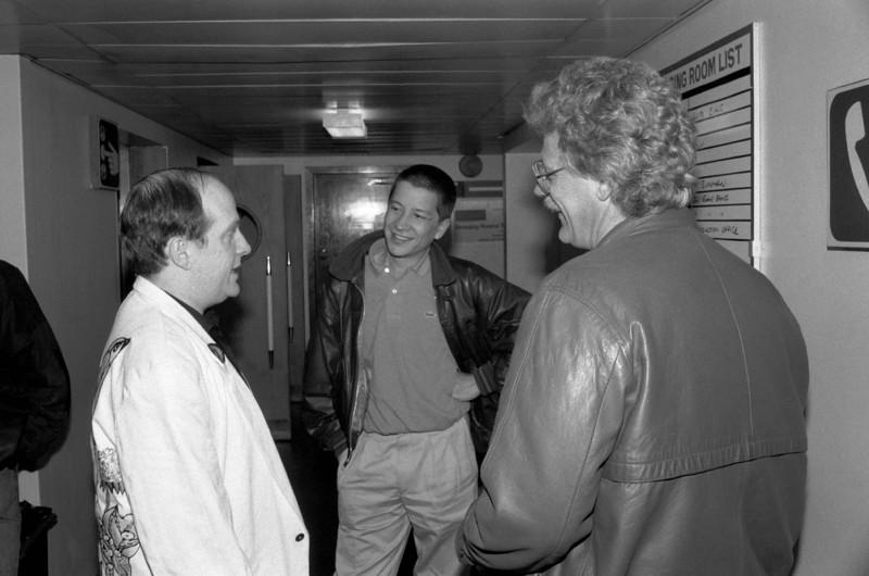 LEW SOLOFF, ANDY SHEPPARD & JOHN ELSOM