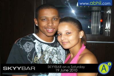 SkyyBar - 19th June 2010