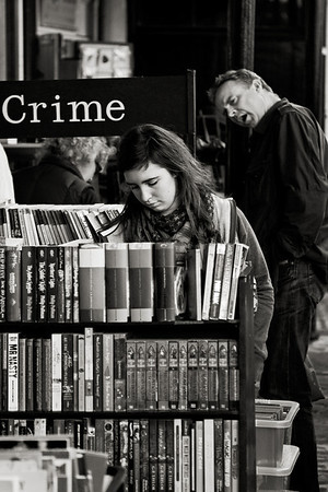 A bookshop in Camden