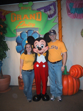 Disney World 2003