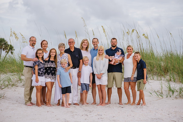 Madeira Beach Family Photographer