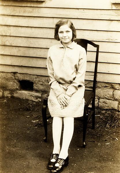 Clara Burgin