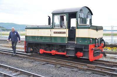 Welsh Highland 2012