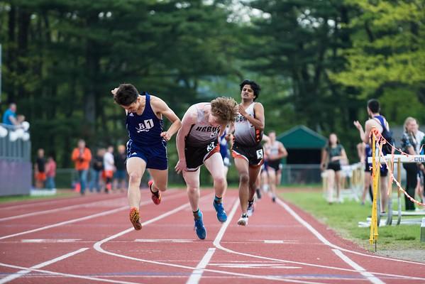 Track meet at BUHS 051719