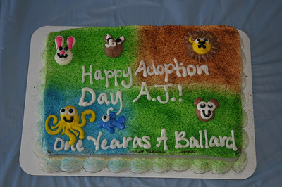 Adoption Party 2008