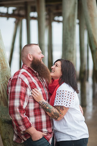 Chrissy and Ben's Engagements