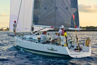 MIAMI NASSAU OCEAN RACE 2014
