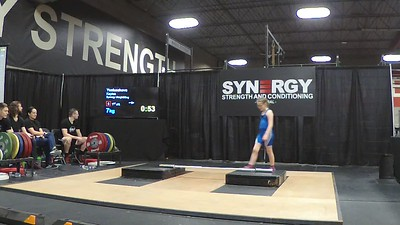 Synergy Open 2020 (Feb 08, 2020) - Videos