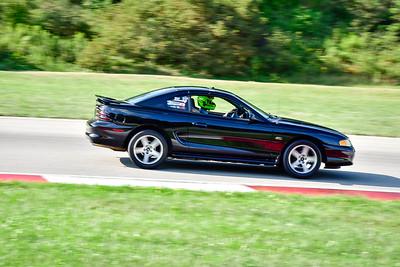 2021 SCCA TNiA  Aug 27 Pitt Int Blk Mustang Older