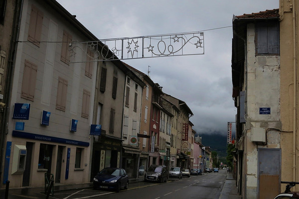 Pyrennes Town, France