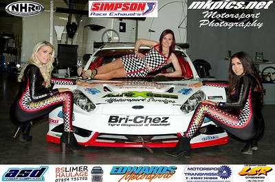 Other Grid Girls at MWA