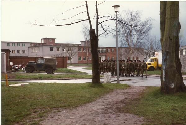 Crickhowell Training Camp 1981