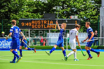 Austria V Scotland