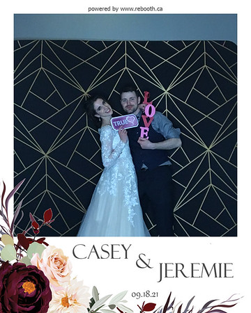 Casey & Jeremie Wedding