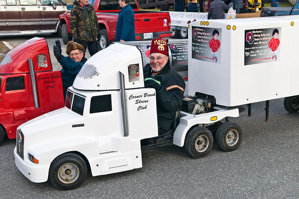 Santa Claus Parade 2008
