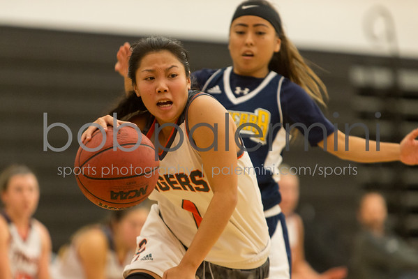 Oxy Women's Basketball vs La Sierra 12-3-15