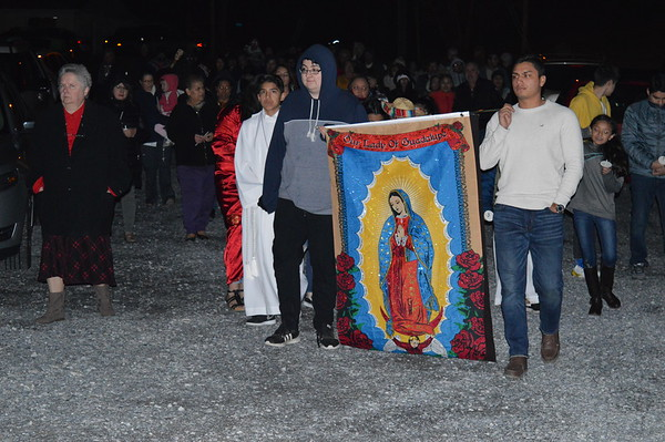 St. Michael's Celebrates Our Lady of Guadalupe - December 2019