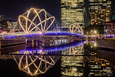 Melbourne City Night - 210507