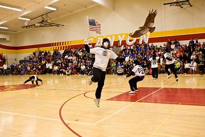 RCS Homecoming Varsity Basketball - Jan 31, 2009