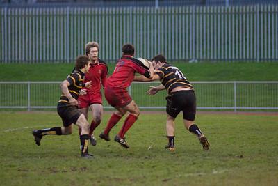Cheltenham Rugby 13th January 2007