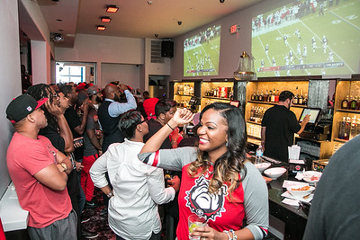 Vintage Saturdays featuring UGA vs. Auburn Game @ M Bar UltraLounge 11/11/17