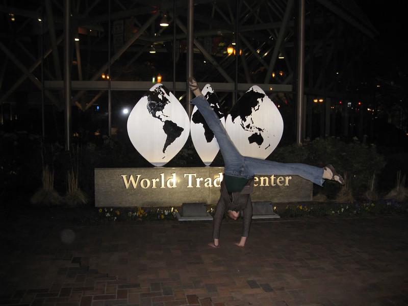 Stacee Calderon - World Trade Center, Portland, OR - 02/2008