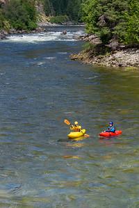 Locsha River