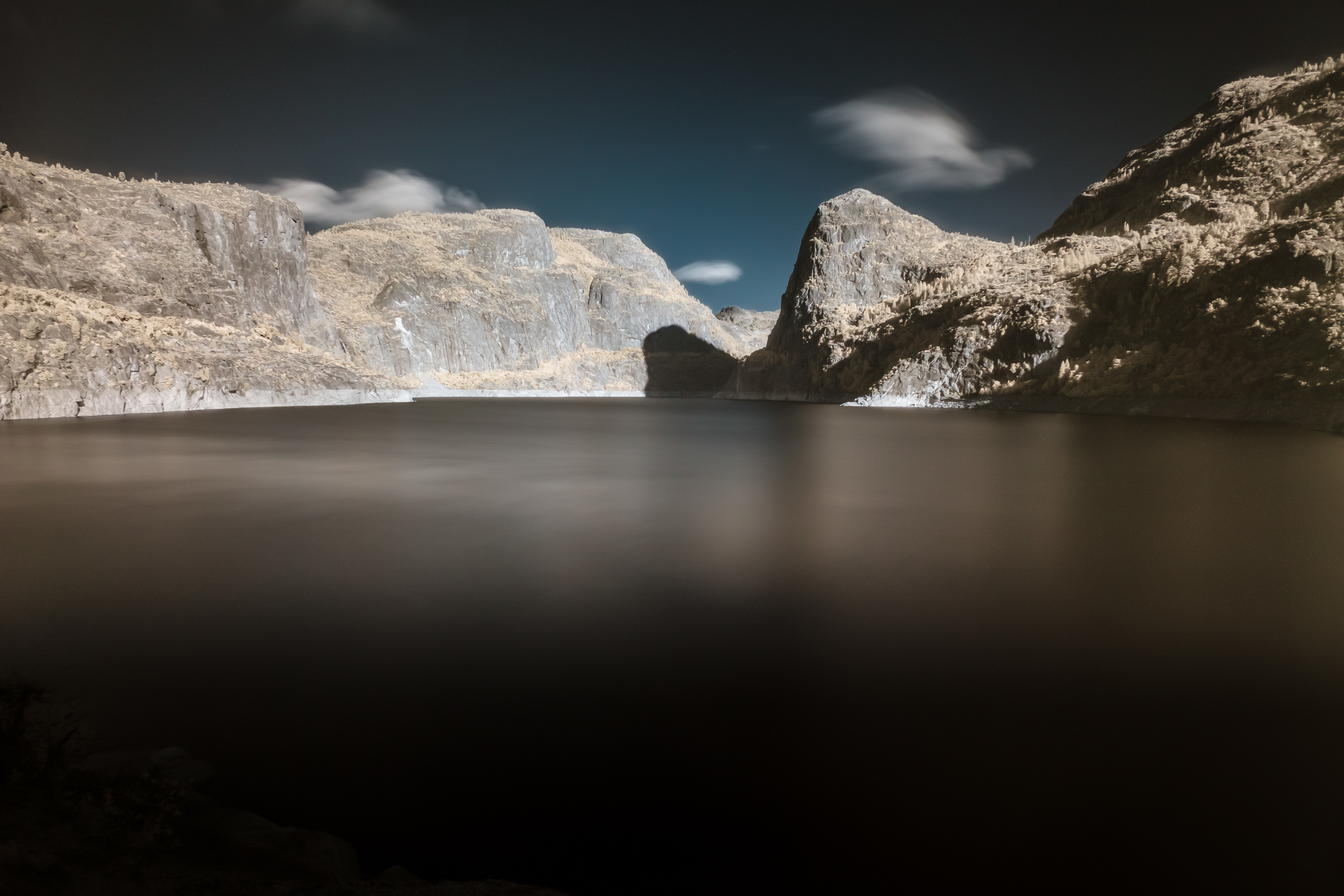 Hetch Hetchy Reservoir, Yosemite National Park