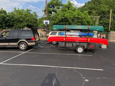 2018 05 Canoe Trip