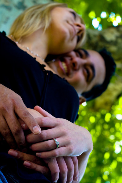 Sarah and Juan Engagement Photography